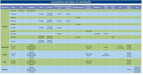 calendario do Programa Nacional de Imunização 2015 (SUS) , dra kelly oliveira, pediatrai descomplicada, vacinação, vacinação na criança, vacinação no bebê